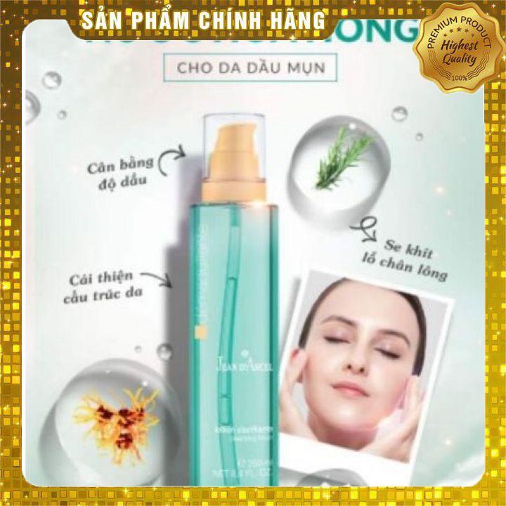 Toner - CHÍNH HÃNG - Nước cân bằng cho da dầu và da mụn - Jean D'Arcel Clarifying Tonic 250ml
