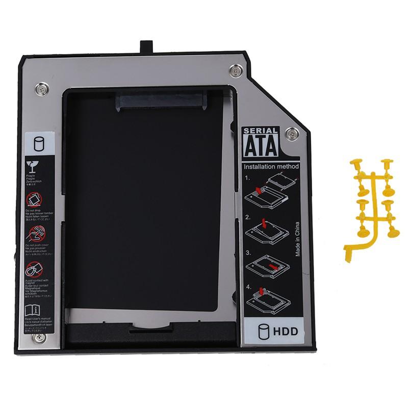Khay đựng ổ cứng cho Lenovo ThinkPad T420 t520 W520 12.7mm