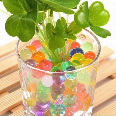 hạt nở trang trí – trồng cây – nguyên liệu làm slime ( túi 5000 viên ) mã HRV74