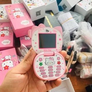 Điện thoại mèo Kitty mini