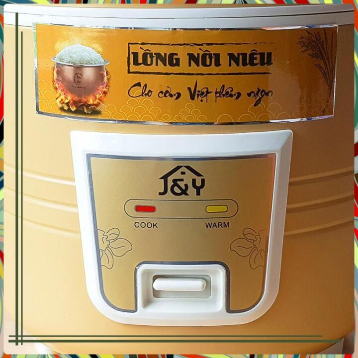 (Giá Cực Mềm) Nồi cơm điện lồng niêu cao cấp Joyful Life JYRC-18001F_1.8L
