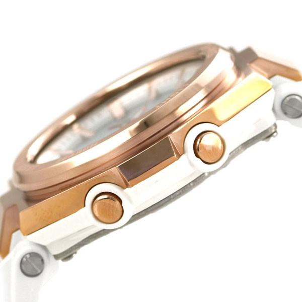 Đồng hồ nữ dây nhựa Casio Baby-G chính hãng Anh Khuê MSG-S200G-7ADR