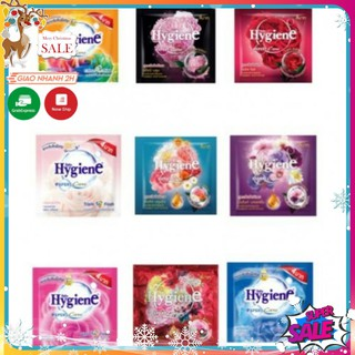 Dây 3 gói Nước Xả Vải Đậm Đặc Hygiene 20ml Thái Lan thumbnail