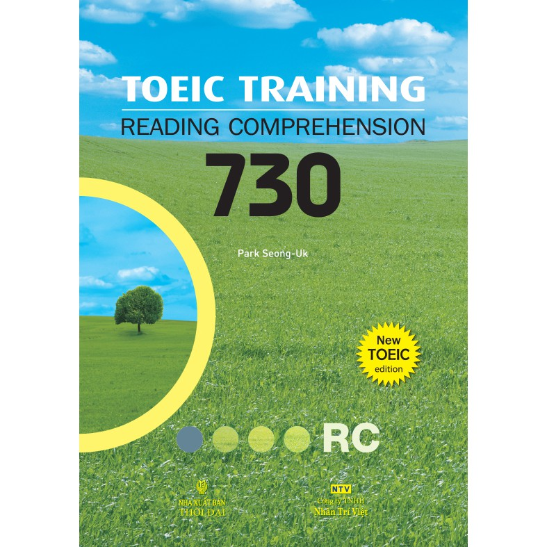 TOEIC Training Reading Comprehension 730