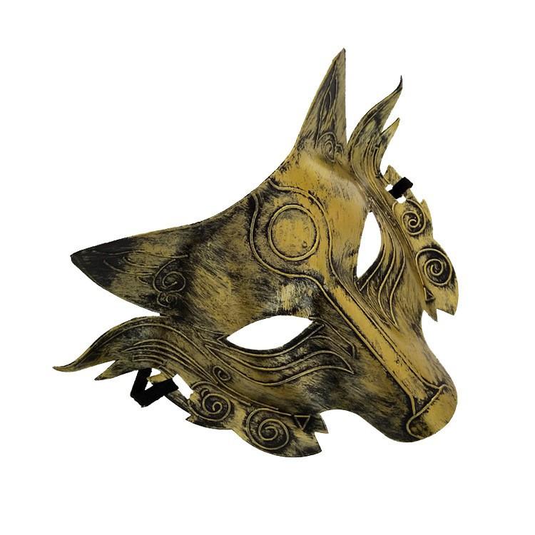 mặt nạ hóa trang-măt nạ sói sp mã sku PG8169
