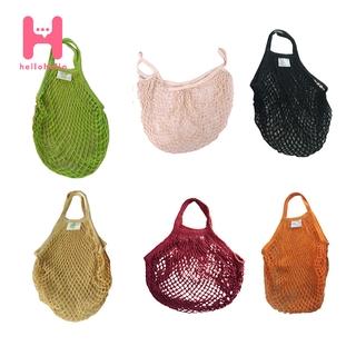 Supermarket Hand-held Convenience Shopping Cotton Fruit Net Pocket