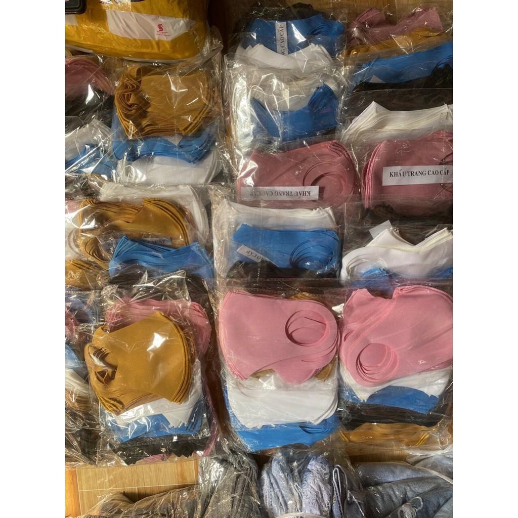 Khẩu trang vải Su cao cấp-tái sử dụng nhiều lần