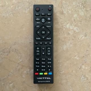 Điều khiển đầu thu truyền hình Viettel
