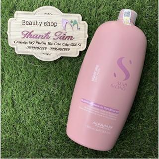 Kem xả khô Moisture dành cho tóc khô xơ Semi Dilino Nutritive Leave-In Conditioner Alfaparf 1000ml thumbnail