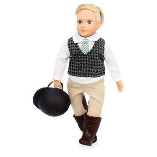 Búp bê Evan trang phục cưỡi ngựa (Lori) BATTAT thumbnail