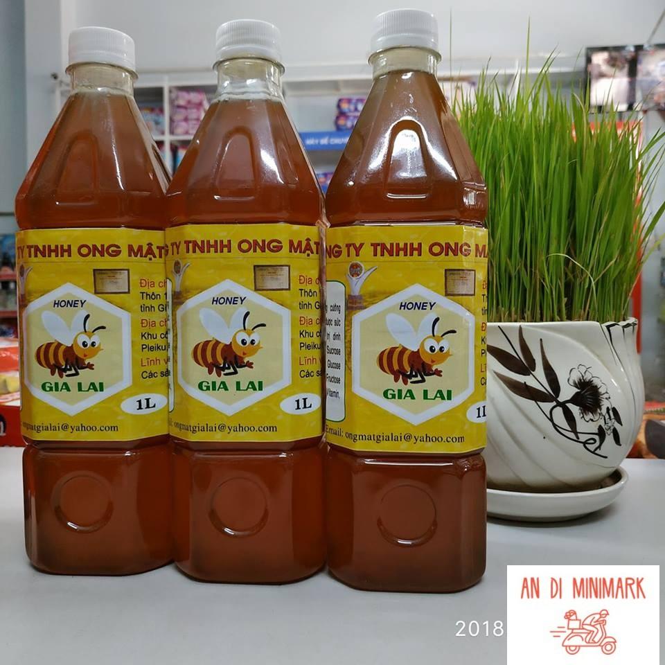 Mật Ong Gia Lai tiêu chuẩn xuất khẩu (Chai nhựa 1L) - 10062533 , 1072061411 , 322_1072061411 , 125000 , Mat-Ong-Gia-Lai-tieu-chuan-xuat-khau-Chai-nhua-1L-322_1072061411 , shopee.vn , Mật Ong Gia Lai tiêu chuẩn xuất khẩu (Chai nhựa 1L)