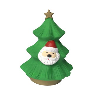 Funny Squishy Christmas Tree Shape Squeeze Toy Stress Reliever Gag Prank Toy