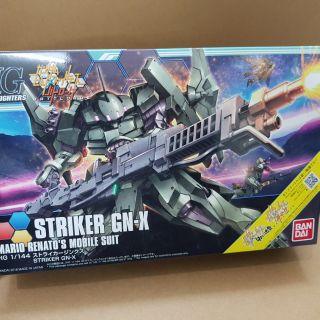 Bộ mô hình HG Striker GN-X