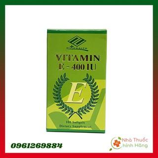 [SHIP CỰC RẺ] Vitamin E 400IU chống lão hóa da