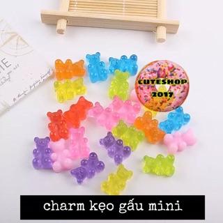charm kẹo gấu(size nhỏ)