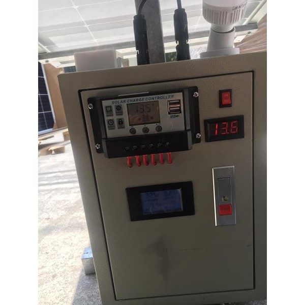 Máy phát điện năng lượng mặt trời HS100-W