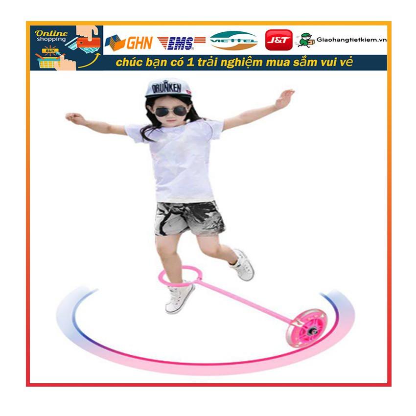 ( Hàng ORDER ) - Children Outdoor Toy bóng chơi ngoài trời, bóng tâng có đèn LED nhảy vòng tròn