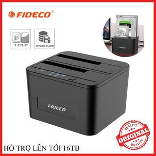 "Dock HDD FIDECO/ORICO Sata 2.5""+3.5"" USB 3.0"
