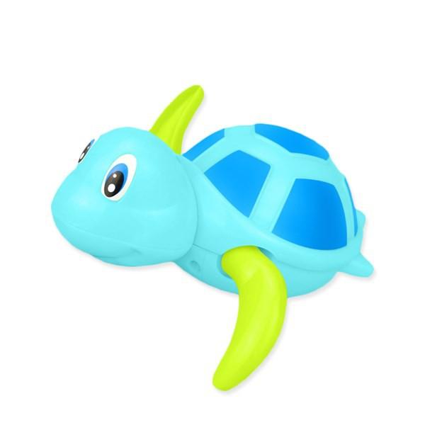 Đồ Chơi Cho Bé, Đồ Chơi Tắm Rùa Bơi Lớn - Màu Xanh Dương