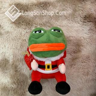 Ếch xanh pepe Ông già Noel – Pepe Frog