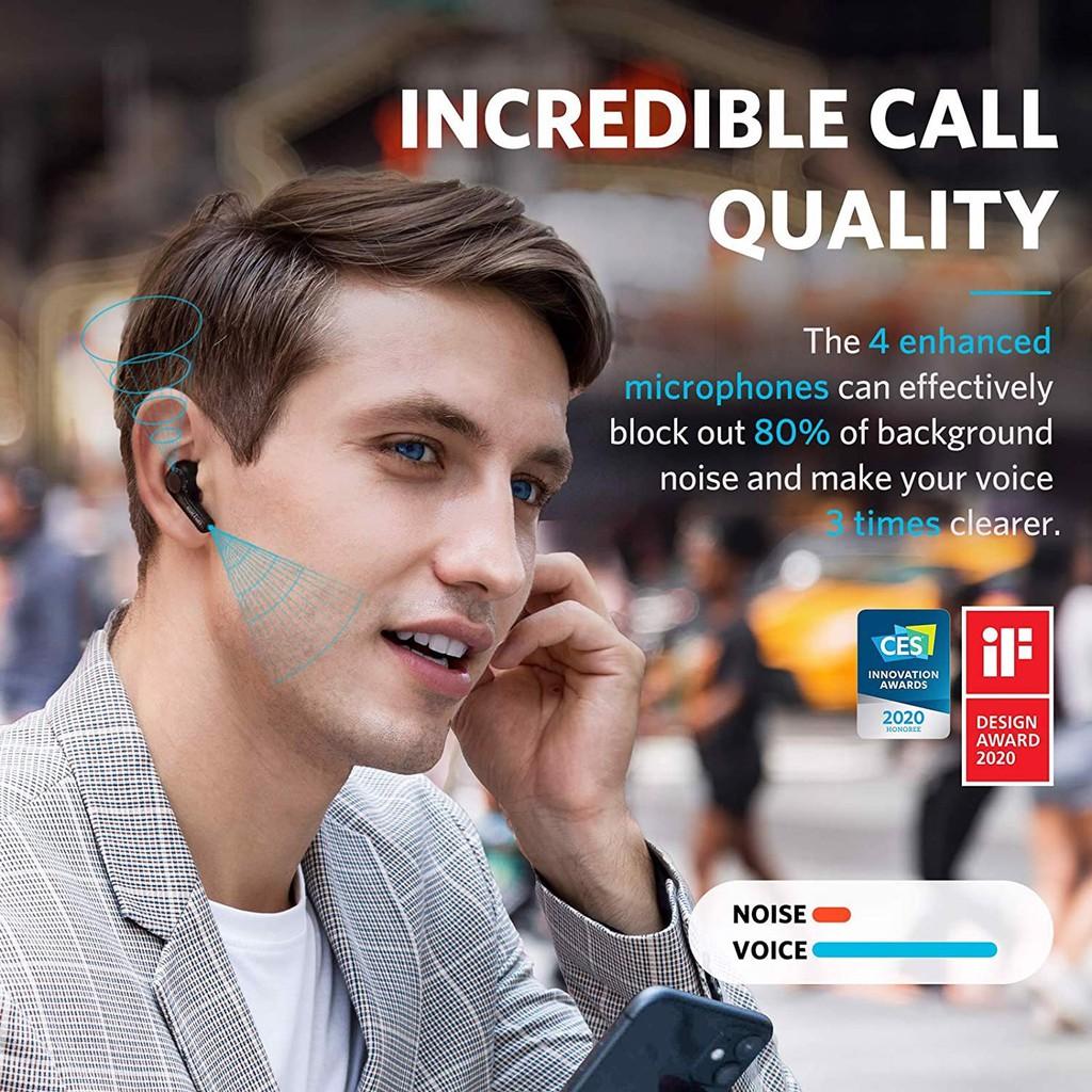 [Mã 267ELSALE hoàn 7% đơn 300K] Tai nghe EarFun Air True Wireless - Phân phối chính hãng
