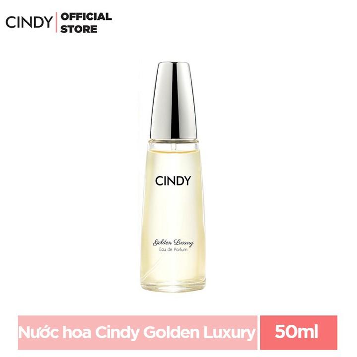 Nước Hoa Cindy Golden Luxury 50ml chính hãng