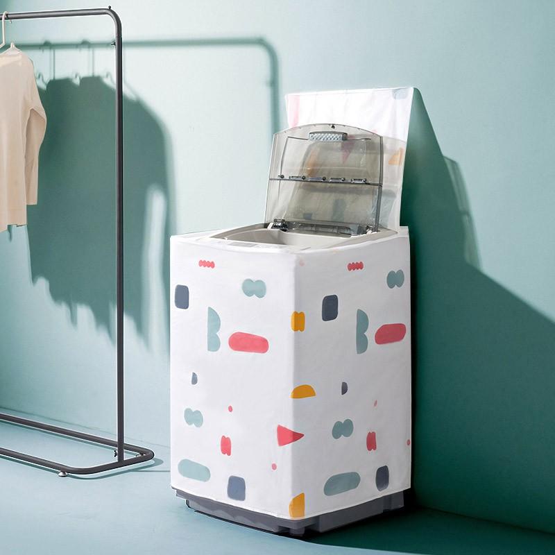 Vỏ bọc máy giặt cao cấp dày dặn loại to chống nước