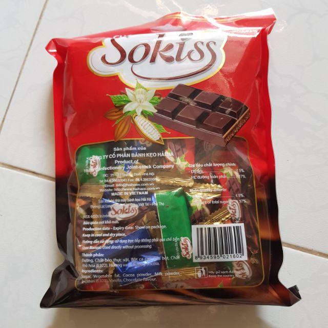 Kẹo chocolate late sokiss 300g - 3191188 , 738391471 , 322_738391471 , 41000 , Keo-chocolate-late-sokiss-300g-322_738391471 , shopee.vn , Kẹo chocolate late sokiss 300g