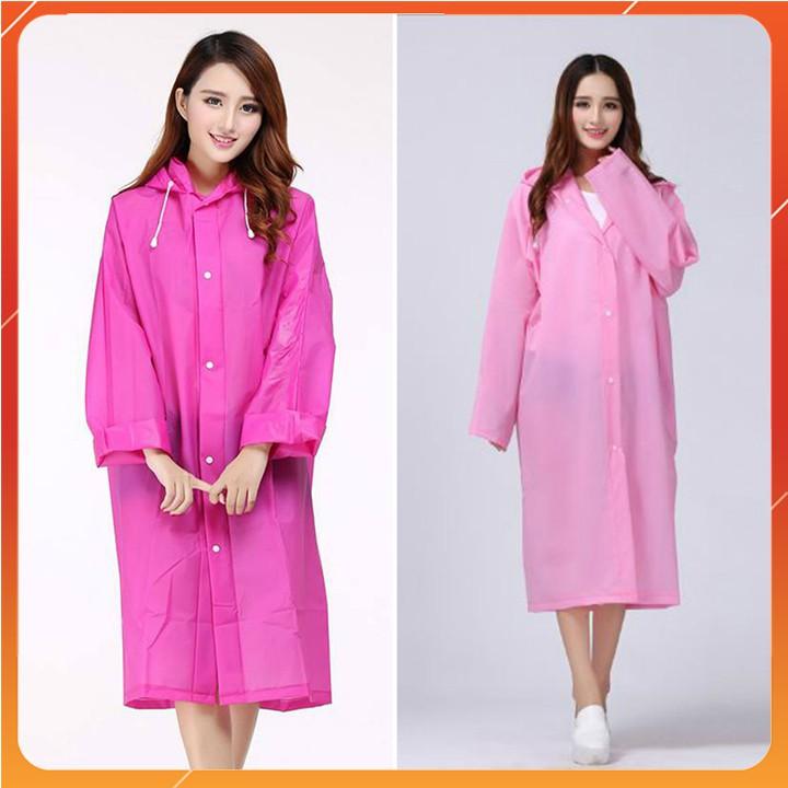 Áo mưa măng tô NHẸ và SIÊu NHANH KHÔ , trong suốt nhìn xuyên thời trang  chất liệu E.V.A chuẩn | Shopee Việt Nam