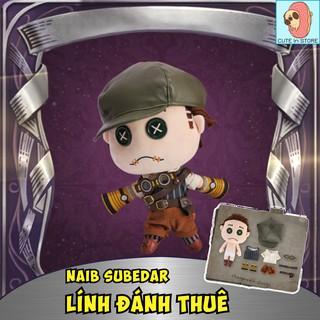Búp Bê Lính Thuê Tay Lò Xo – Naib Xuân có sẵn – Doll Identity V – Cute in Store