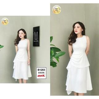 [TINOBUI40 giảm 40k] Váy đầm Zandy Trắng – Hàng thiết kế Chuẩn