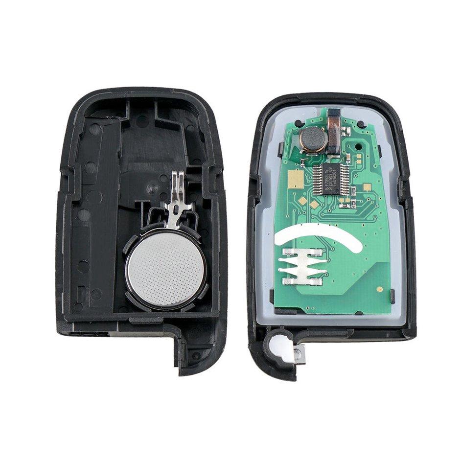S+For Hyundai Sonata Keyless Entry Smart Remote Car Key Fob Car Key Case