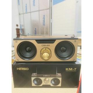 Loa Bluetooth cao cấp SUNTEK KIMISO KM-7
