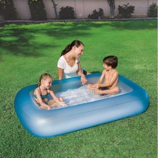 Bể bơi Bestway Aquababes 51115 + máy bơm