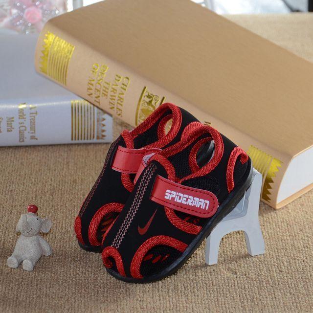 Sandanl Nike hàng xuất khẩu cho bé trai đế cao su mềm