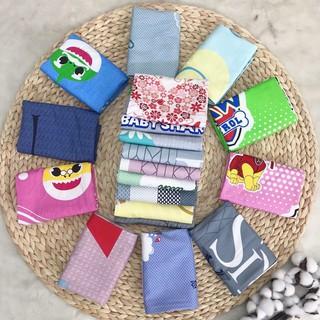 [SIÊU RẺ 29k] giá gốc 60k- Áo Gối, Vỏ Gối Nằm - nhiều mẫu, đóng hàng ngẫu nhiên - size 50x70cm - vải cotton thiên nhiên thumbnail