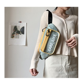 Túi nhỏ đeo chéo EARE LIFE mẫu mới phong cách Hàn Quốc mới túi trong chống thấm nước