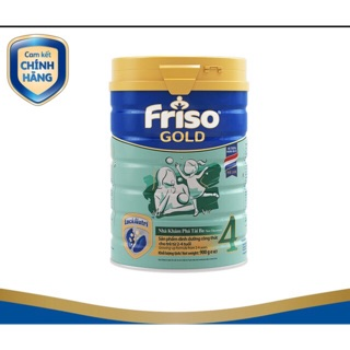 Sữa Friso gold step 4 900g(2-4 tuổi) thumbnail