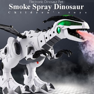 ❃❣Boys Kids Universal Machine Electric Dinosaur Spray Light Sound Educational To