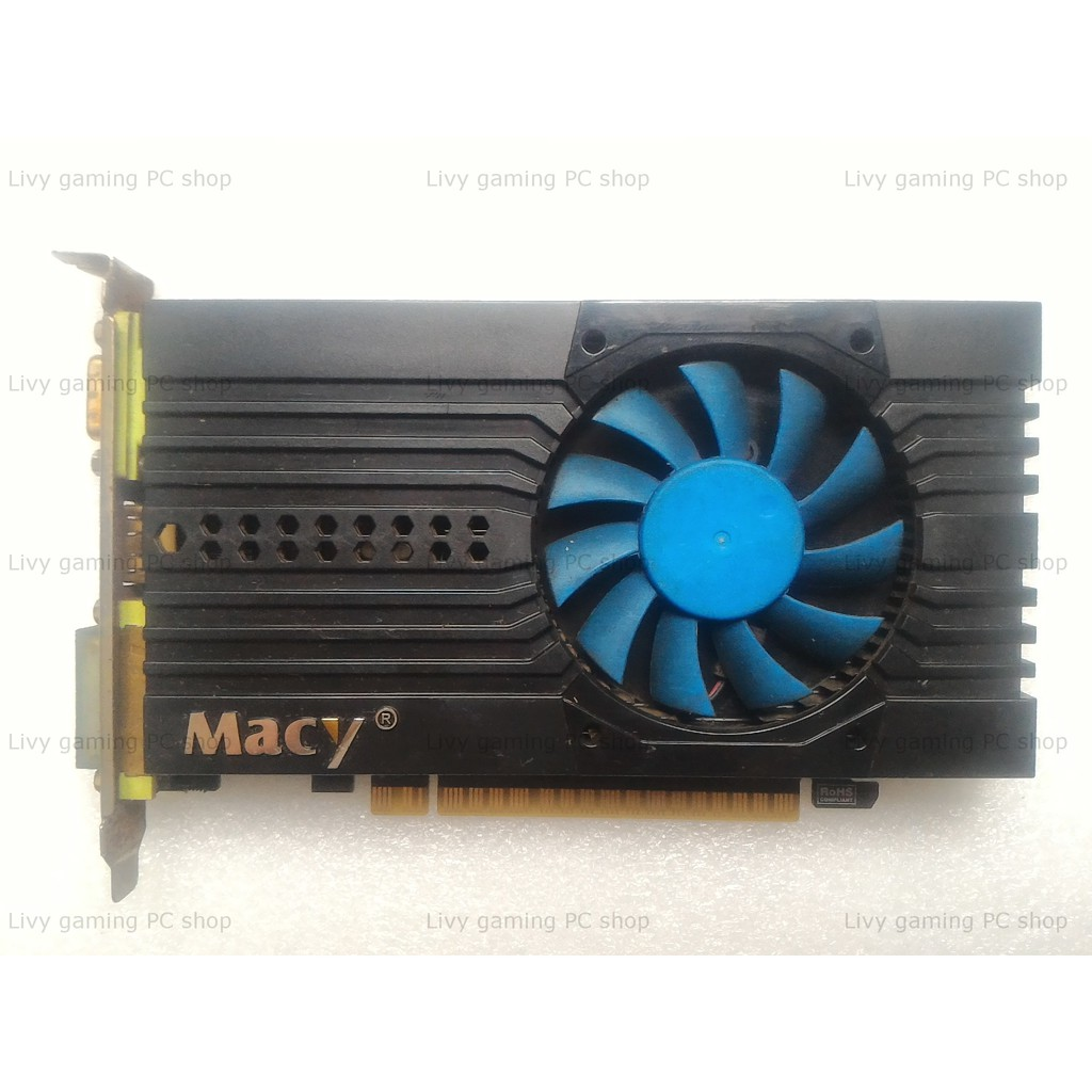 Card màn hình Macy GeForce GT 610 2GB DDR3 (GT610M-2GBD3) - 2683783 , 942750195 , 322_942750195 , 200000 , Card-man-hinh-Macy-GeForce-GT-610-2GB-DDR3-GT610M-2GBD3-322_942750195 , shopee.vn , Card màn hình Macy GeForce GT 610 2GB DDR3 (GT610M-2GBD3)