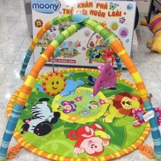Thảm nằm chơi không nhạc dành cho bé