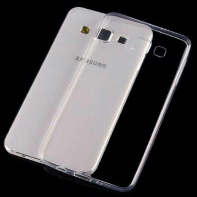 Ốp dẻo Galaxy E7 silicon trong suốt