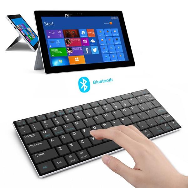 [GTJUL181667 GIẢM 25K] [CHÍNH HÃNG RIITEK] Bàn phím bluetooth mini Rii i9 cho máy tính bảng, iPhone, - 3013449 , 803444575 , 322_803444575 , 400000 , GTJUL181667-GIAM-25K-CHINH-HANG-RIITEK-Ban-phim-bluetooth-mini-Rii-i9-cho-may-tinh-bang-iPhone-322_803444575 , shopee.vn , [GTJUL181667 GIẢM 25K] [CHÍNH HÃNG RIITEK] Bàn phím bluetooth mini Rii i9 cho má