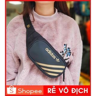 [ HÀNG XUẤT DƯ ] Túi bao tử Adidas Originals BumBag Unisex DX5086- GIÁ RẺ - CAM KẾT CHẤT LƯỢNG VỚI KHÁCH HÀNG thumbnail