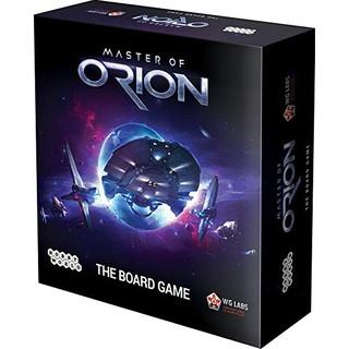 Master of Orion – Board Game – Trò chơi dùng bàn