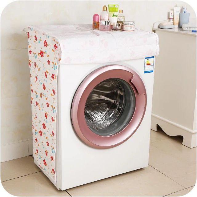 Bao trùm máy giặt loại 6,5 - 7,5kg ( loại mỏng )