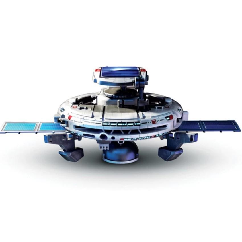 [Giá shock]Bộ lắp ráp robot không gian 7 in 1 năng lượng mặt trời (220)