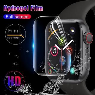 Miếng Dán Bảo Vệ Màn Hình Cho Đồng Hồ Thông Minh Apple Watch SE 6 5 4 3 2 1 (40Mm 44mm 38mm 42mm) thumbnail