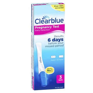 Que thử thai Clearblue Plus Pregnancy Test 3 Pack