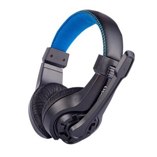 Tai nghe Game thủ G1 chụp tai có Mic thoại cho cả điện thoại và máy tính